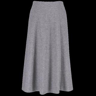 UNIQLOのマキシ丈スカート