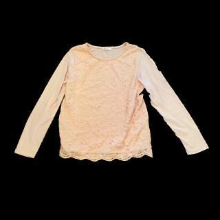 このコーデで使われているTシャツ/カットソー[ピンク]