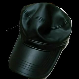 このコーデで使われているキャップ[ブラック]