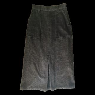 Kastaneのマキシ丈スカート