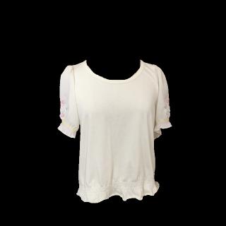 このコーデで使われているHamblEのTシャツ/カットソー[ホワイト]