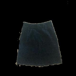 このコーデで使われているJewel Changesのひざ丈スカート[ネイビー]