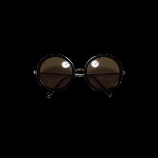 このコーデで使われているGUのサングラス[ブラック]