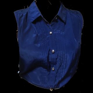 このコーデで使われているシャツ/ブラウス[ネイビー]