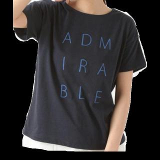 このコーデで使われているGreen ParksのTシャツ/カットソー[ネイビー]
