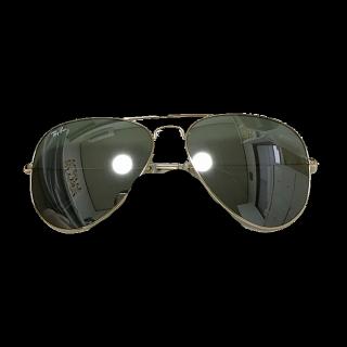 このコーデで使われているRay-Banのサングラス[ブラック]