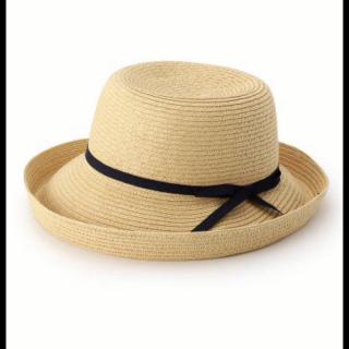 このコーデで使われているgroveの帽子[ベージュ]
