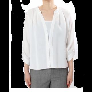 このコーデで使われているNobleのシャツ/ブラウス[ホワイト]