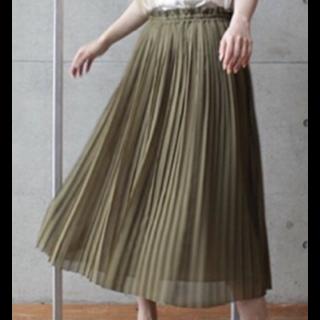 rukkilillのマキシ丈スカート