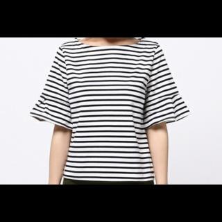 このコーデで使われているarchivesのTシャツ/カットソー[ホワイト/ブラック]