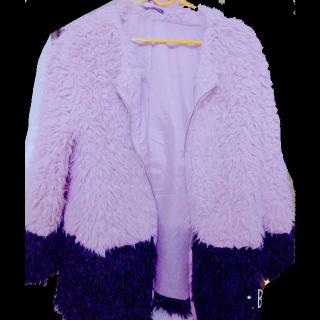 Availのファーコート