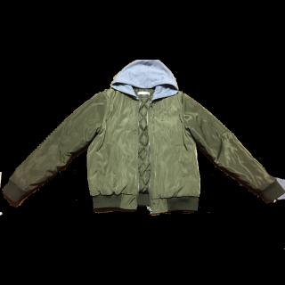 不明のミリタリージャケット