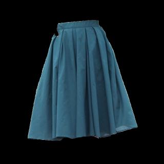 Pierrotのミモレ丈スカート