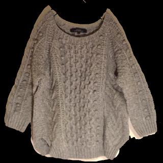 MACPHEEのニット/セーター