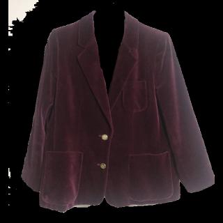 不明のテーラードジャケット