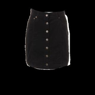 このコーデで使われているINGNIのタイトスカート[ブラック]