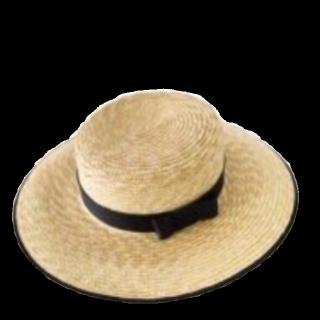 このコーデで使われている帽子[ベージュ/ブラウン]