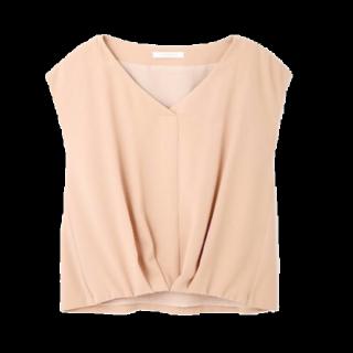 このコーデで使われているシャツ/ブラウス[ピンク]