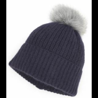 CA4LAのニット帽