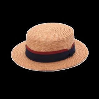 このコーデで使われているgroveの帽子[キャメル]