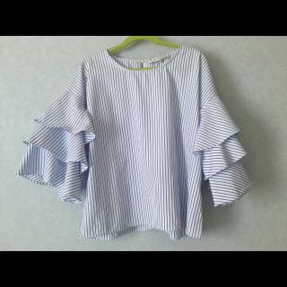 このコーデで使われているGOUT COMMUNのシャツ/ブラウス[ブルー]