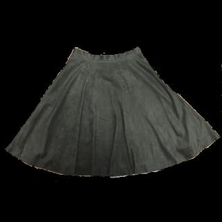 ROPE'のミモレ丈スカート