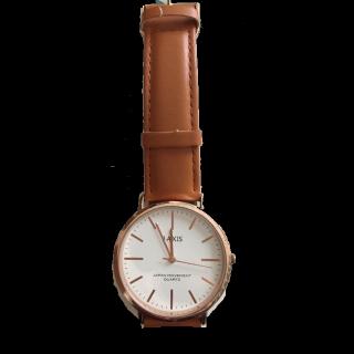 不明の腕時計