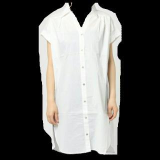 このコーデで使われているDiscoatのシャツ/ブラウス[ホワイト]