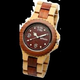 このコーデで使われているKITSONの腕時計[その他]