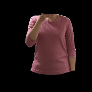 このコーデで使われているPierrotのトップス[ピンク]