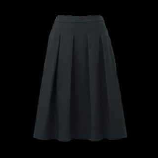 UNIQLOのひざ丈スカート