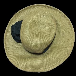 このコーデで使われている帽子[キャメル/ブラック]