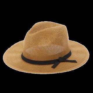 このコーデで使われているGreen Parksの帽子[キャメル]