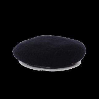 このコーデで使われているTHE EMPORIUMのベレー帽[ブラック]