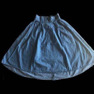 WEGOのデニムスカート