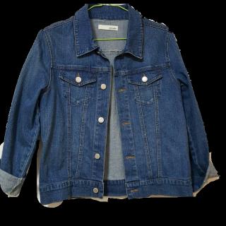 SHOO・LA・RUEのデニムジャケット