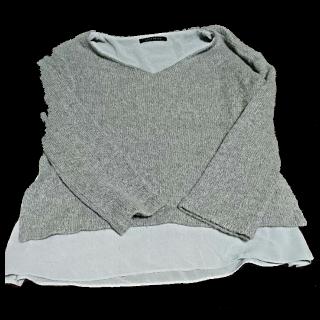 BLISS POINTのニット/セーター