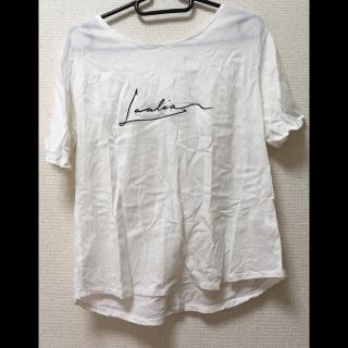 このコーデで使われているDiscoatのTシャツ/カットソー[ホワイト]