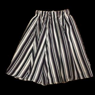 OLIVEdesOLIVEのミモレ丈スカート
