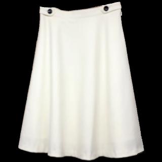 Viaggio Bluのひざ丈スカート