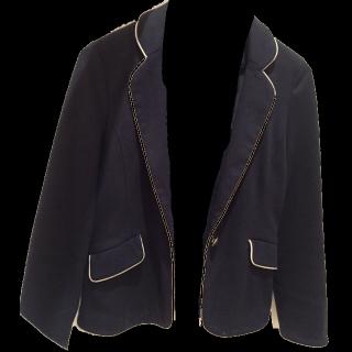 このコーデで使われているジャケット[ネイビー]