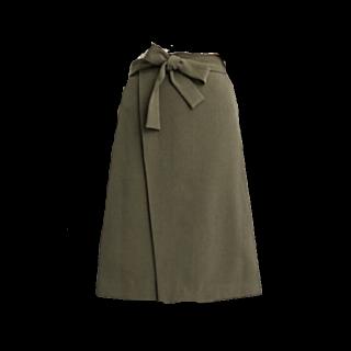 URBAN RESEARCHのひざ丈スカート