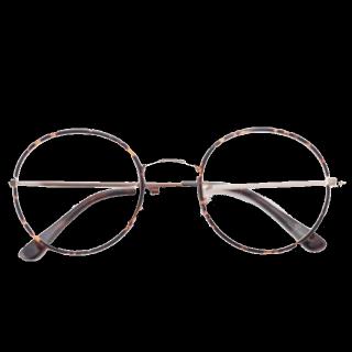 このコーデで使われているメガネ[キャメル/ブラウン/ベージュ/ホワイト]