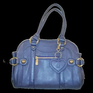 このコーデで使われているSamantha Vegaのハンドバッグ[ブルー]