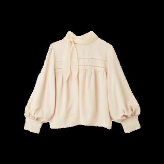 このコーデで使われているSupreme LaLaのシャツ/ブラウス[ベージュ]