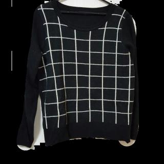 RETRO GIRLのニット/セーター