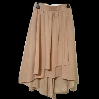 HONEYSのフレアスカート