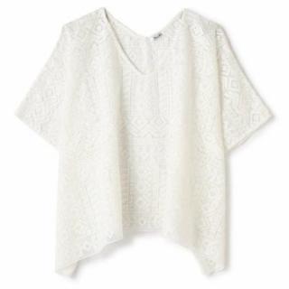 このコーデで使われているFREE'S MARTのシャツ/ブラウス[ホワイト]