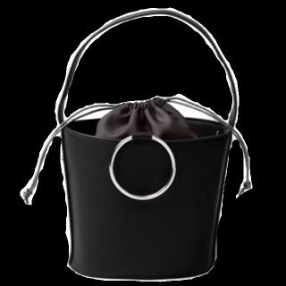 このコーデで使われているGRLのハンドバッグ[ブラック]