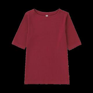 このコーデで使われているUNIQLOのTシャツ/カットソー[その他]